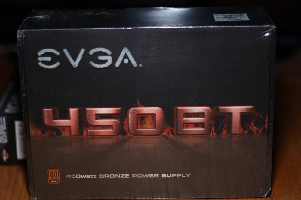 EVGA 450BT PSU