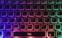 Rii RGB Bluetooth Keyboard